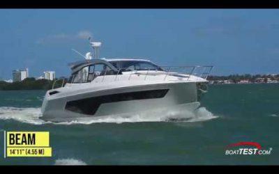Boattest.com: full test of the Atlantis 51.