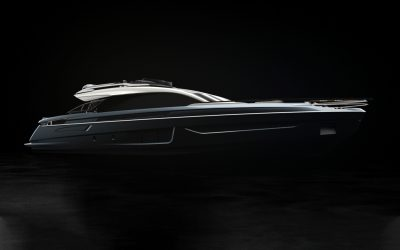 Premiere @Cannes Yachting Festival 2019: Azimut Grande S10
