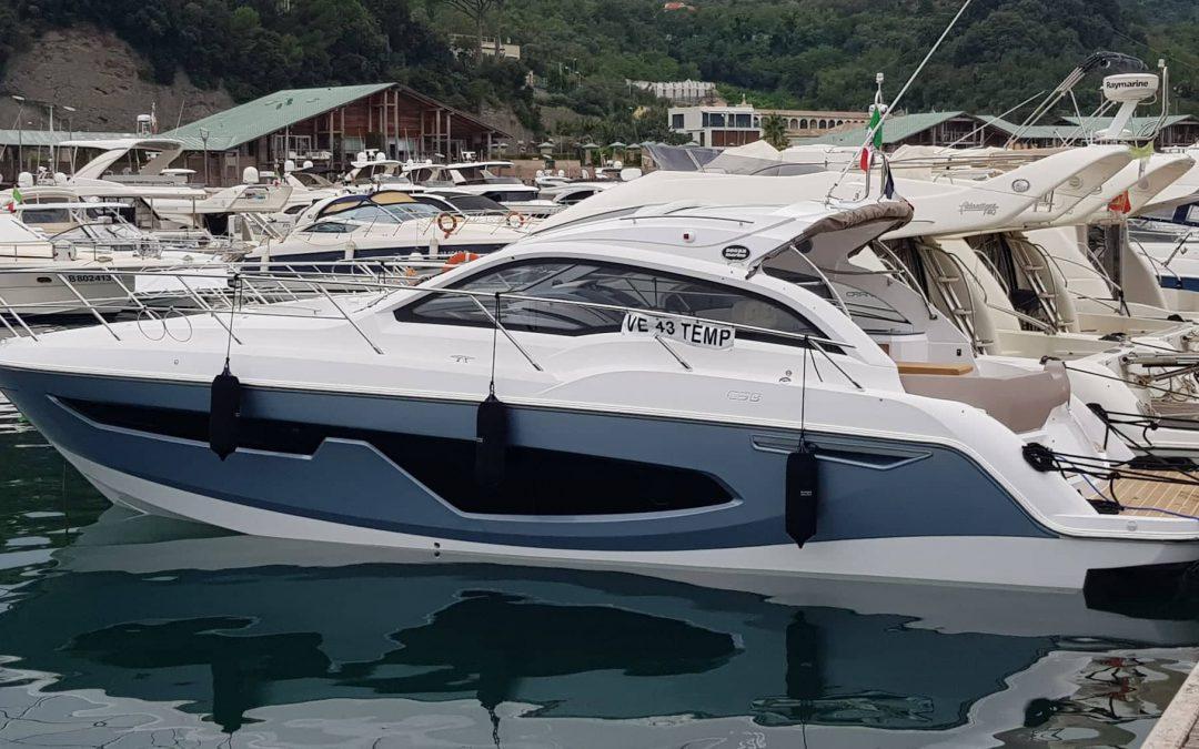 Boatshow deal: Sessa C38