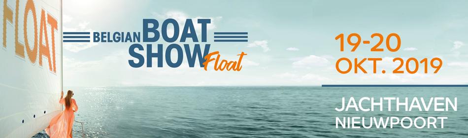 Belgian Boatshow Float 2019