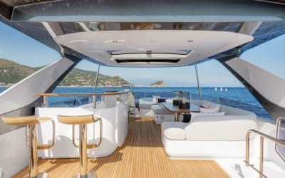 All you need to know about the Azimut 78 Fly.