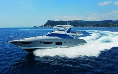 Used: Azimut Magellano 66 – 2019