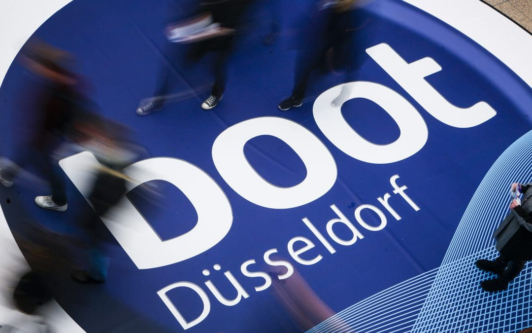 Nieuwe datum Boot Düsseldorf 2022.