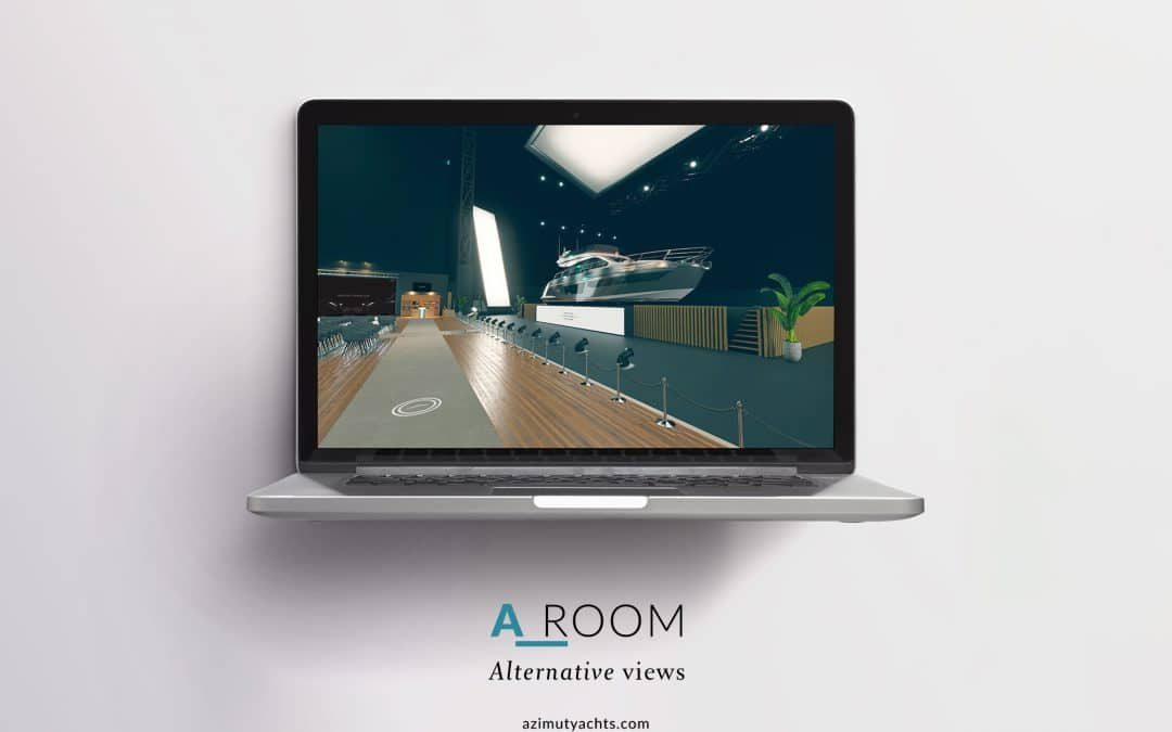 Welcome to the Azimut Yachts A-room!