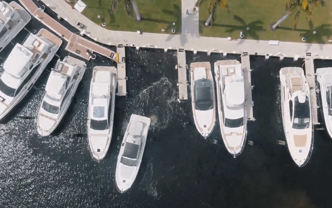 Take control with Volvo Penta Assisted Docking